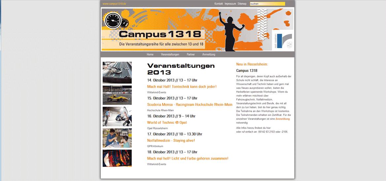Campus 1318