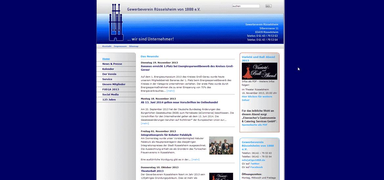 Gewerbeverein Rüsselsheim