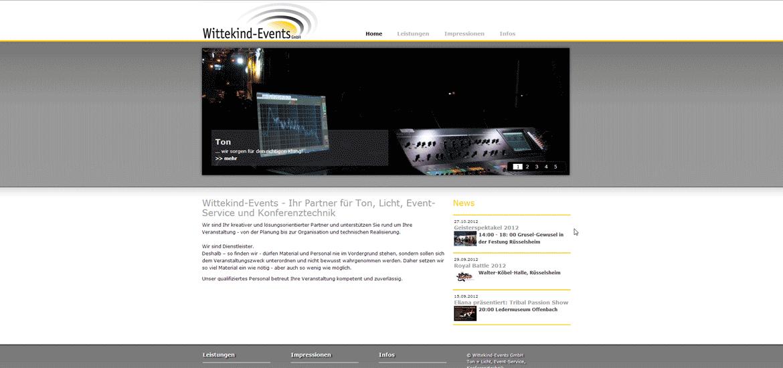 Wittekind-Events